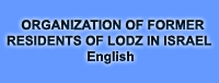 Association of Lodz jews in Israel